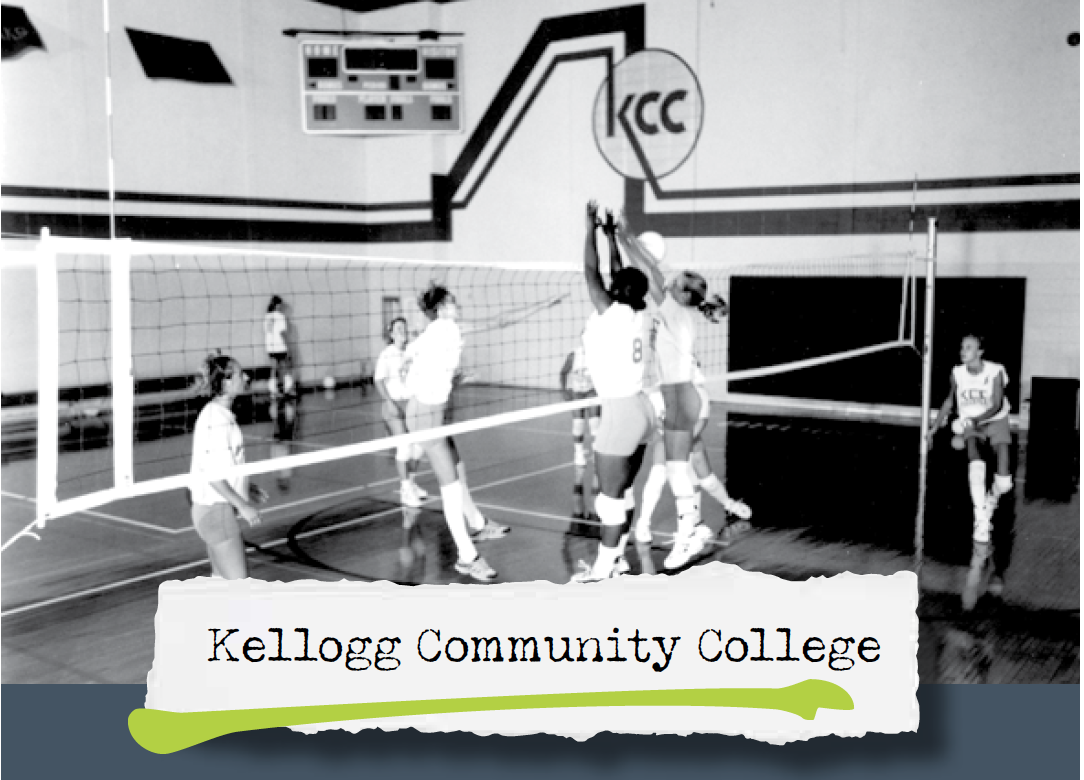 First Grant to Kellogg Community College